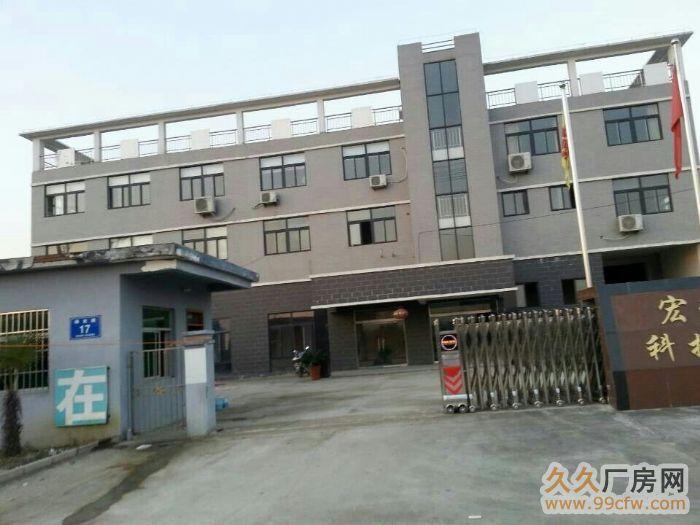 钢结构标准厂房低价出租-图(2)