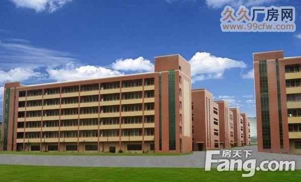 广西梧州万秀区高标准工业厂房(配套宿舍)可租可售-图(2)