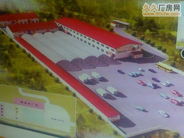 15000平米大院,3500平米框架厂房出租-图(1)
