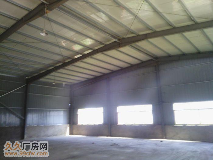 有一栋标准钢架厂房出租-图(1)