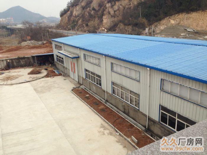 厂房出租3层式3300平,另两栋钢结构分别500和1000平-图(1)