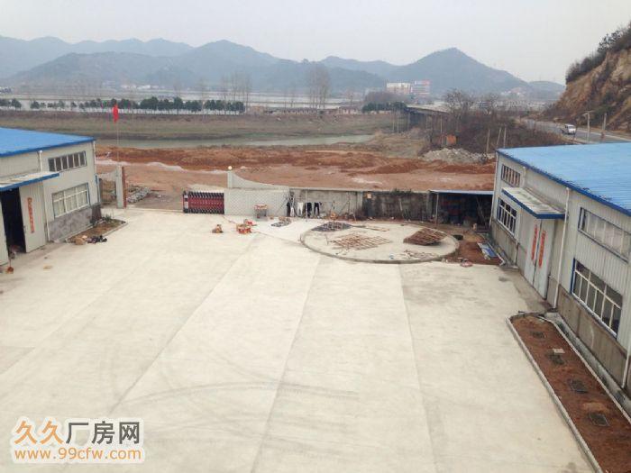 厂房出租3层式3300平,另两栋钢结构分别500和1000平-图(2)