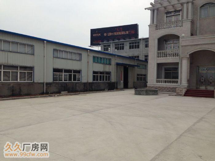 厂房出租3层式3300平,另两栋钢结构分别500和1000平-图(6)