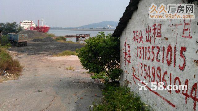 容桂扁窖南堤路有码头出租-图(1)