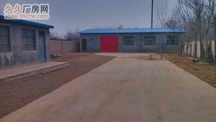 新建厂房出租(水电齐全,地面硬化,交通方便)-图(1)