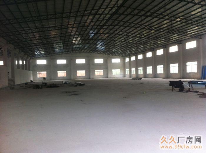 租户免佣−狮山全新独立厂房15000方-图(1)