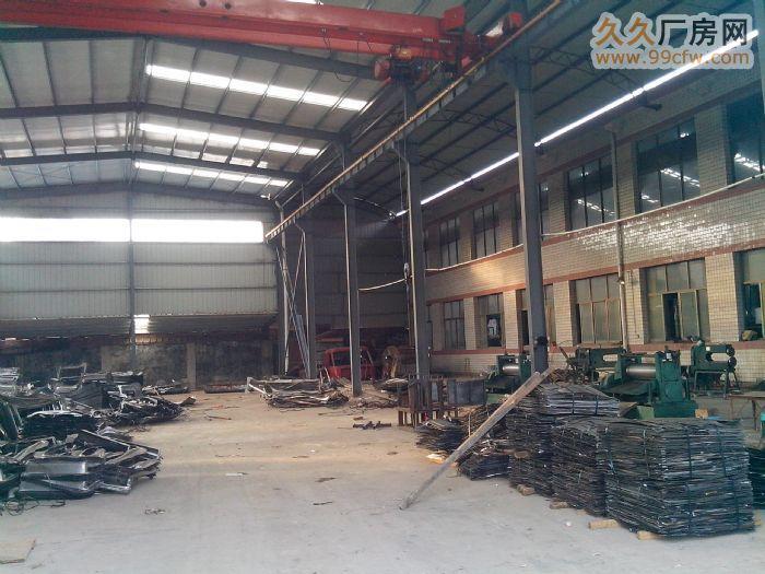 5吨行车全新钢结构厂房招租