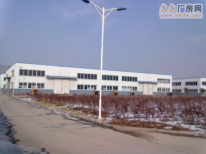 高标准钢结构厂房2处出租-图(2)