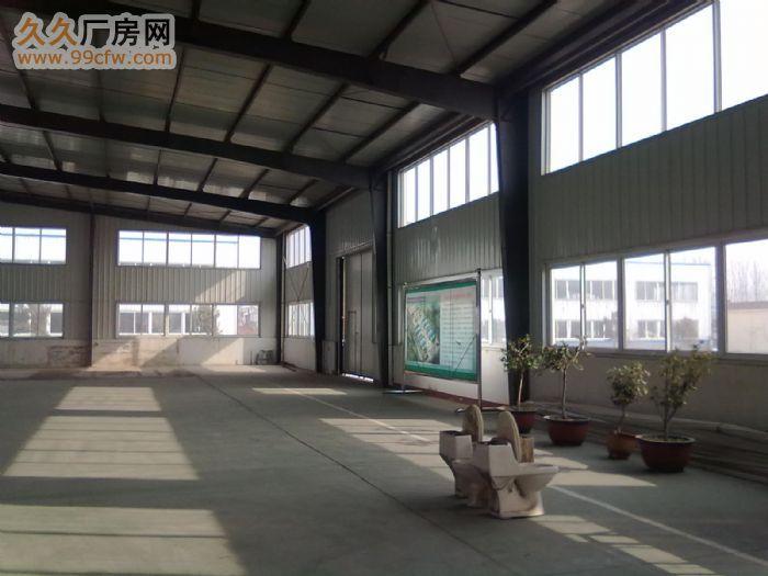 高标准钢结构厂房2处出租-图(3)