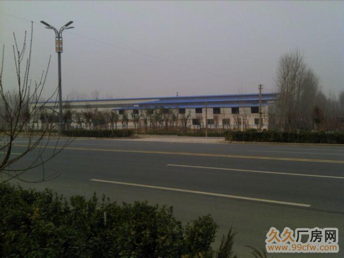 金明大道与310国道交汇处大型厂房出租-图(1)