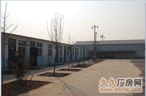 『出租出售』北外环邺城大道有临街独院10亩厂房1-图(1)