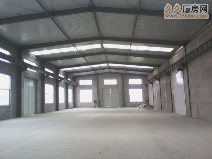 新厂房出租可做仓库或厂房-图(1)