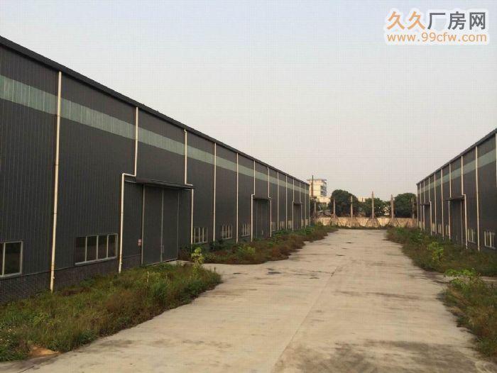 【8图】大型钢结构厂房17280方急租-南海厂房-佛山