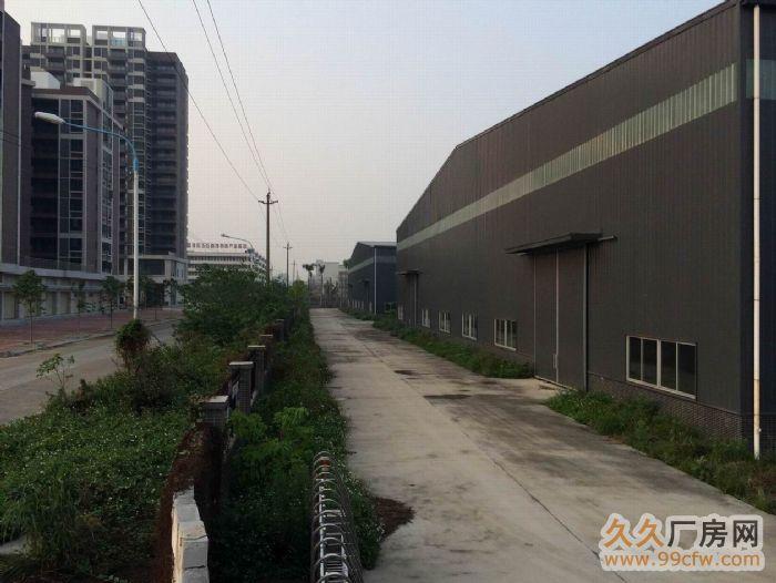 【8图】17280方大型钢结构厂房急租-南海厂房-佛山