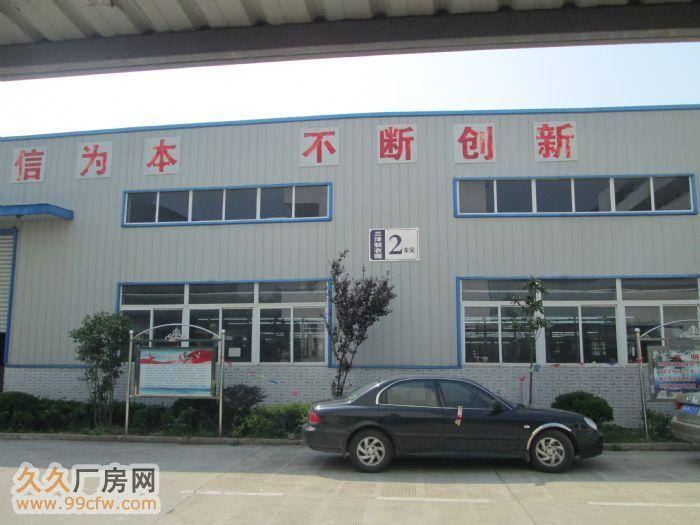 98亩标准工业厂房任你选用,38亩在建厂房可适应性配套-图(5)