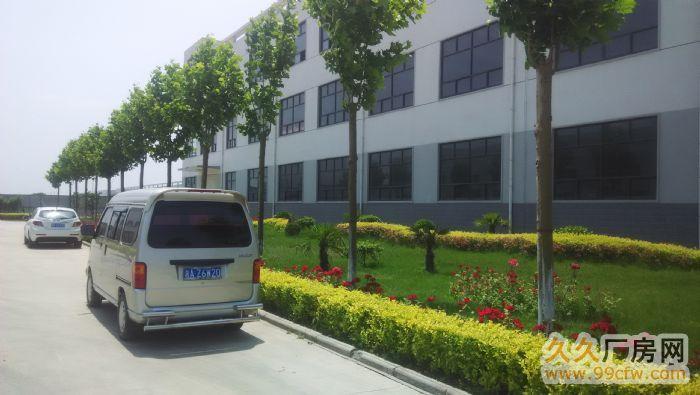 长葛市标准化厂房出租-图(3)