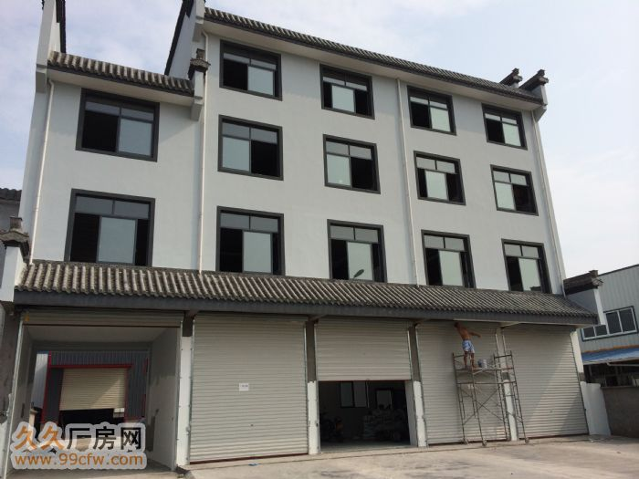 歙县经济循环园厂房办公楼招租-图(1)