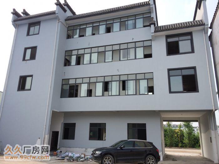 歙县经济循环园厂房办公楼招租-图(4)