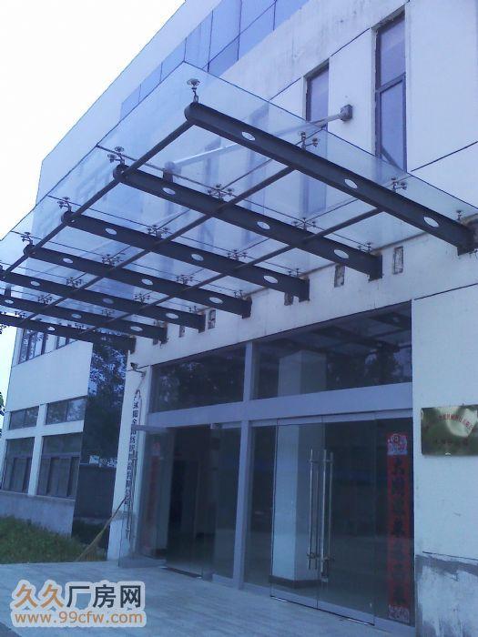 出租全新标准厂房2幢-图(1)