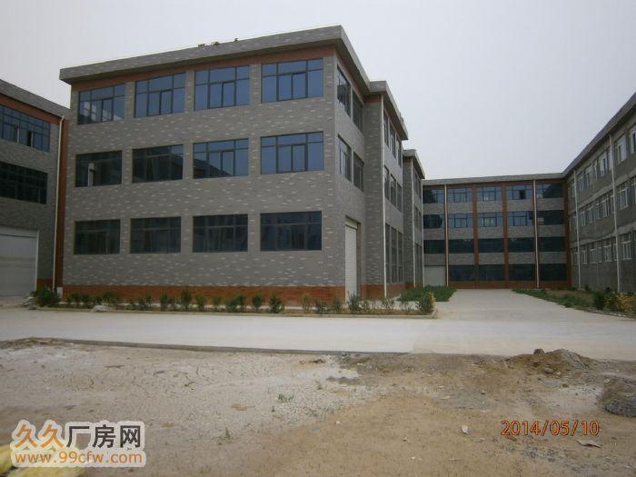 三层混凝土结构厂房效果图