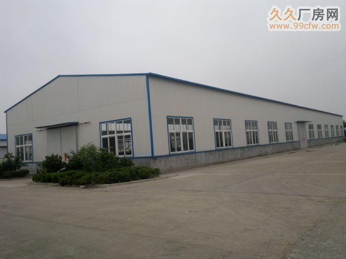 【3图】正阳西路1827号新建钢结构厂房出租-城阳厂房