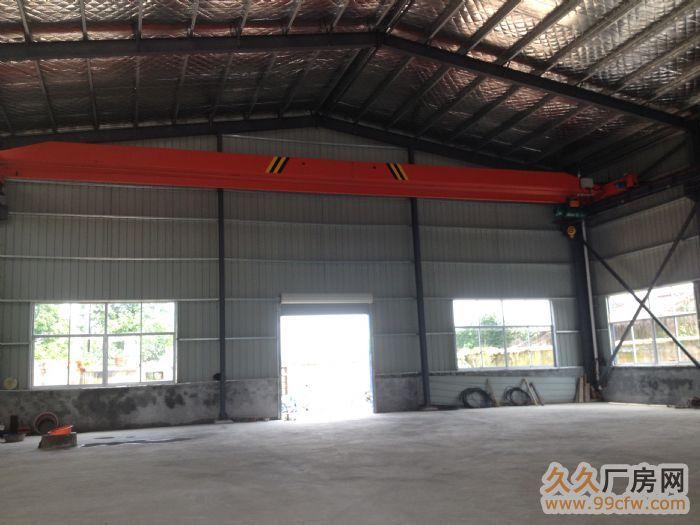 新建标准厂房自带行车-图(4)