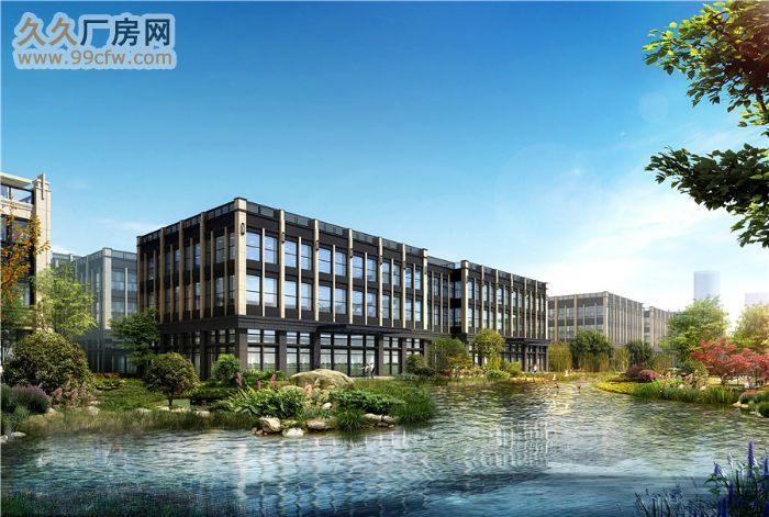 框架结构多层厂房 办公楼 中式研发楼出售