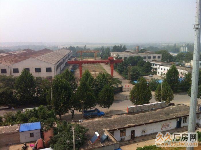 二七区侯寨乡我公司80亩工业用地出租出售多图-图(2)