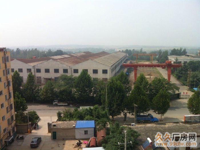 二七区侯寨乡我公司80亩工业用地出租出售多图-图(3)