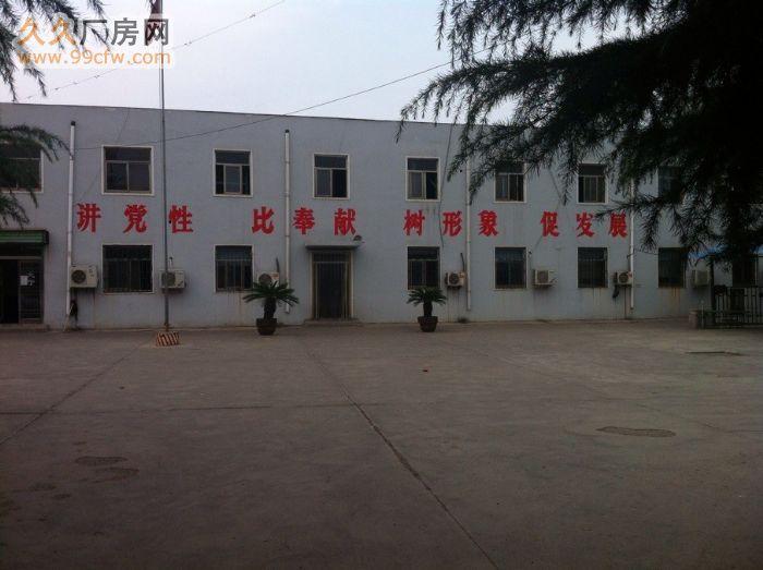 二七区侯寨乡我公司80亩工业用地出租出售多图-图(4)