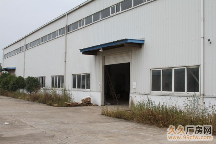 京山县雁门口镇7亩厂房出租-图(1)