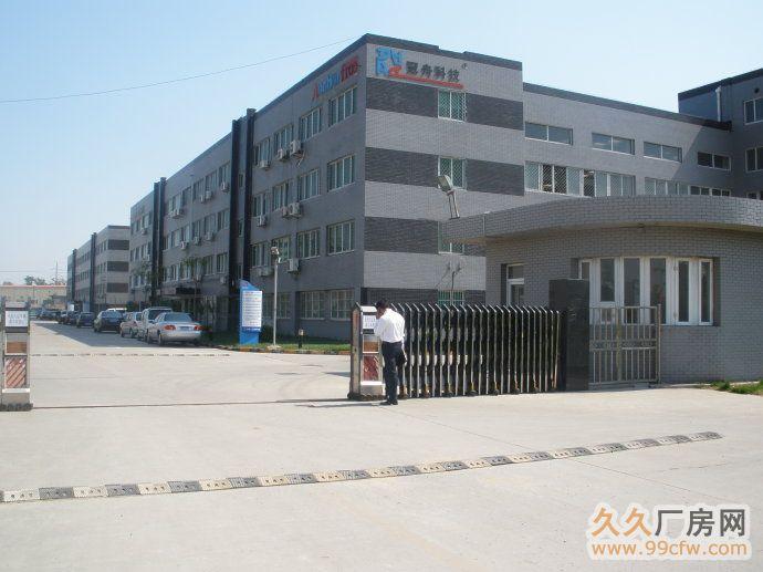 【租售】【1500亩】北京工业厂房办公研发楼,有房本大产权-图(1)