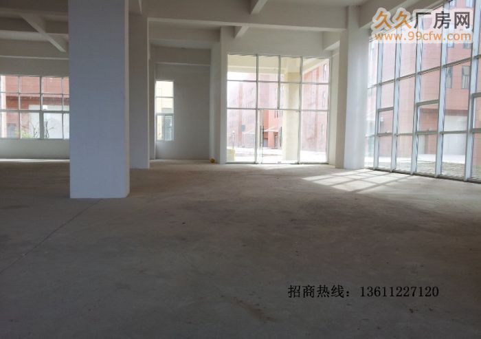 【租售】【1500亩】北京工业厂房办公研发楼,有房本大产权-图(2)