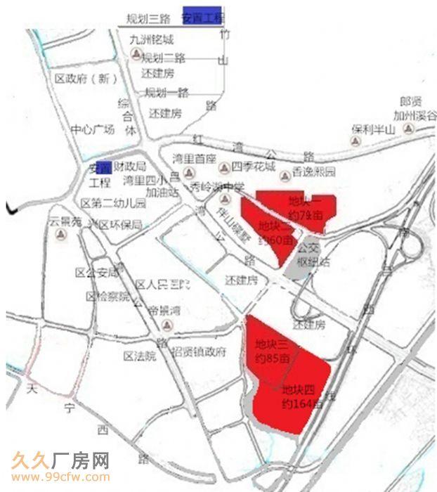 江西南昌市湾里区湾里第三轮旧城改造项目-图(1)