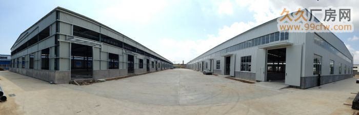 荣成工业园1万6千平大面积厂房出租可整可分-图(6)