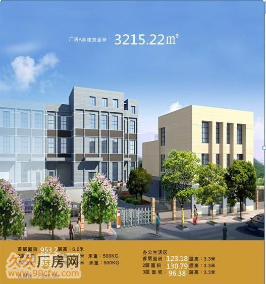 钢结构单层厂房,库 房,配套居住商业于一体的高科技园区.