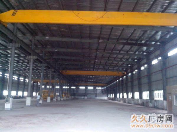 概况 照片        厂房位于工业集中区内,标准钢结构厂房2000平米