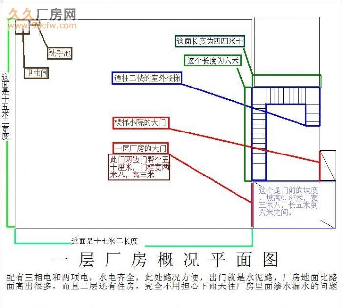 华豫西边七里店内厂房出租-图(1)