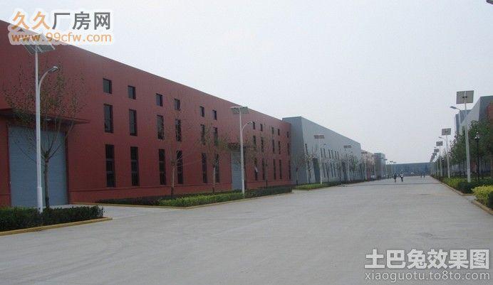 广德县经济开发区太极大道工业厂房出租-图(1)