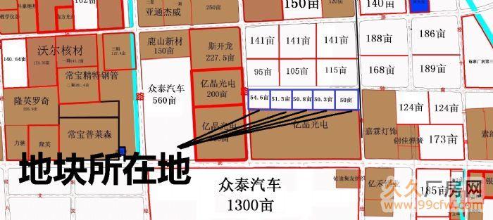 招商引资50亩国土出售-图(2)