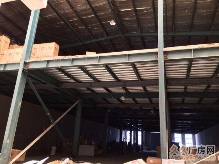 【6图】办公楼及二层钢结构仓库出租-海淀仓库-北京