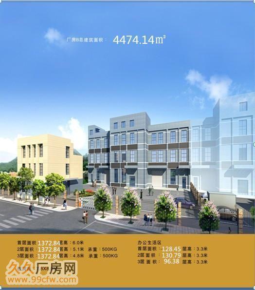 现高新区有全新厂房租/售啦-图(4)