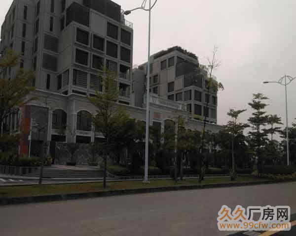 珠海横琴大桥附近门道12套商务办公楼出售-图(1)