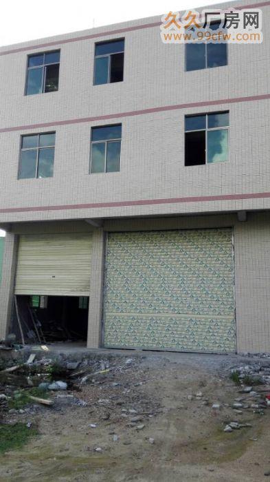 本楼房两栋,共约2000平方,可用于仓库、厂房等多功能用途,-图(3)