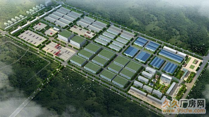 山东盛唐国际工业物流园全新厂房出租-图(2)