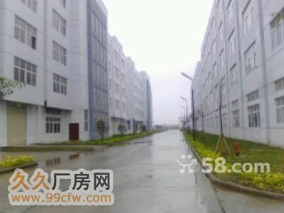 汉川附近仙桃市城区标准厂房独立仓库招租-图(1)