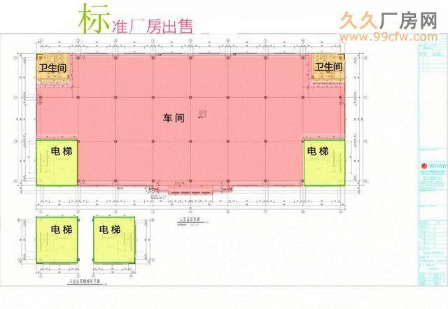 汉川附近仙桃市城区标准厂房独立仓库招租-图(5)