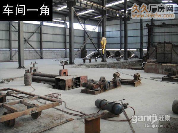 新建标准钢结构厂房租售-图(2)