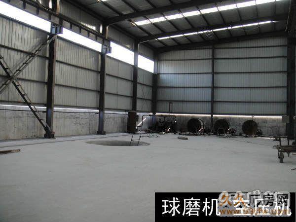 新建标准钢结构厂房租售-图(5)
