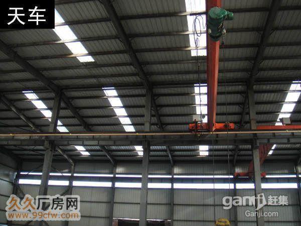 新建标准钢结构厂房租售-图(7)